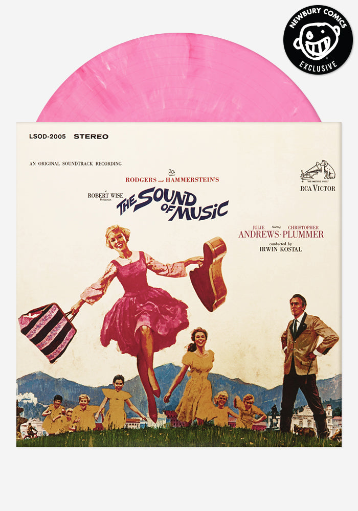 RODGERS AND HAMMERSTEIN Soundtrack - The Sound Of Music Exclusive LP