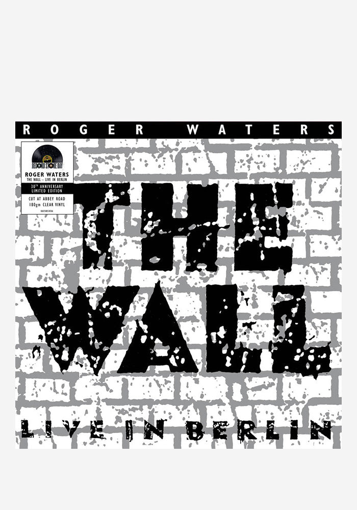 ROGER WATERS The Wall: Live In Berlin 2LP (Color)