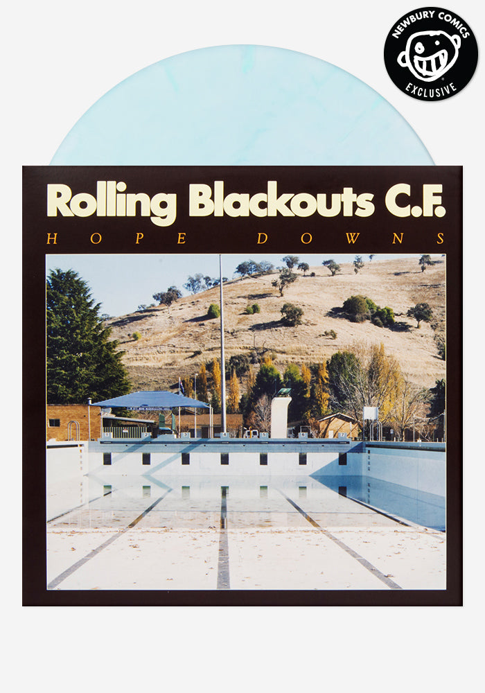 ROLLING BLACKOUTS COASTAL FEVER Hope Downs Exclusive LP