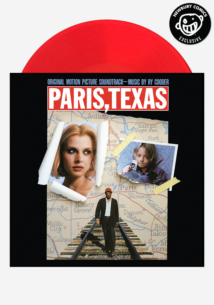 RY COODER Soundtrack - Paris, Texas Exclusive LP