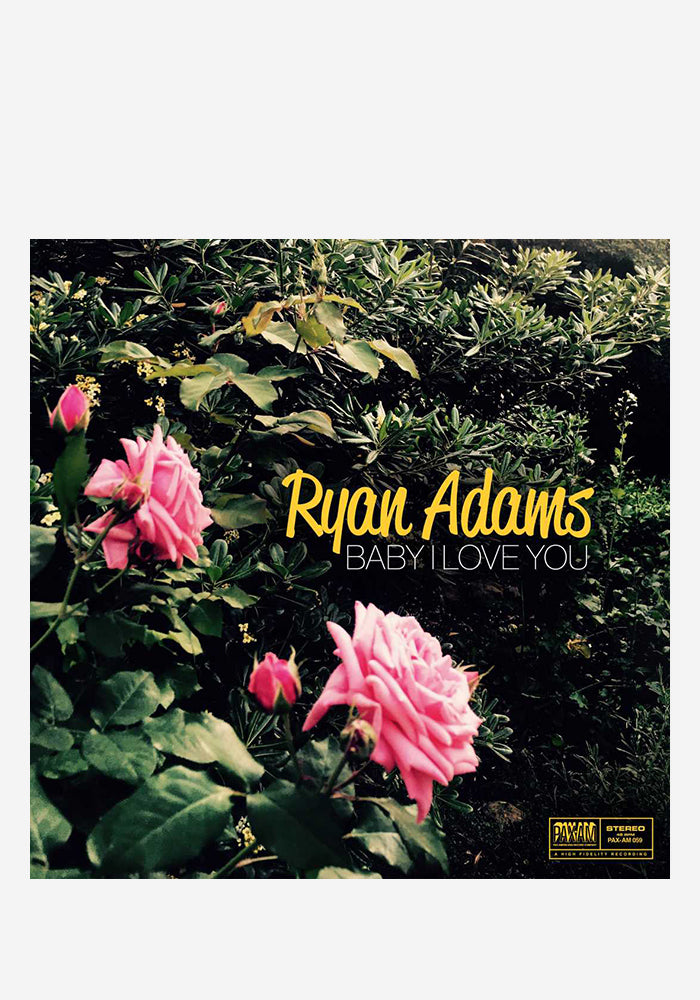 RYAN ADAMS Baby I Love You 7""