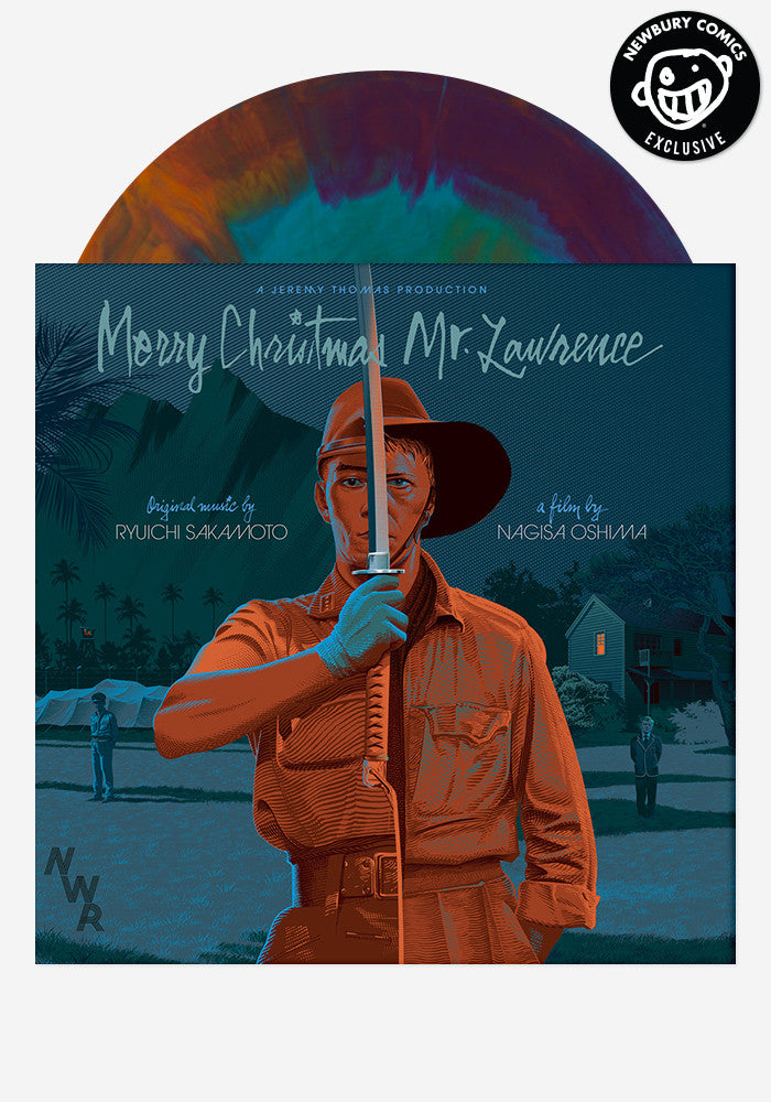 RYUICHI SAKAMOTO Soundtrack - Merry Christmas, Mr. Lawrence Exclusive LP