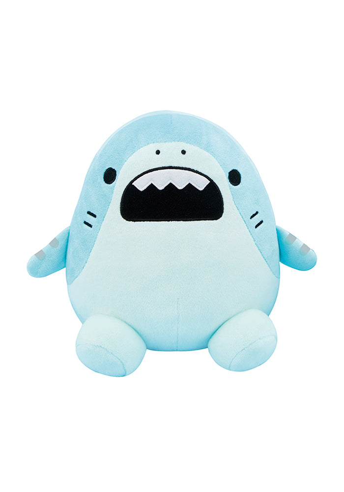 "SAMEZU Tiger The Shark Mochi Squishy 10"" Plush"