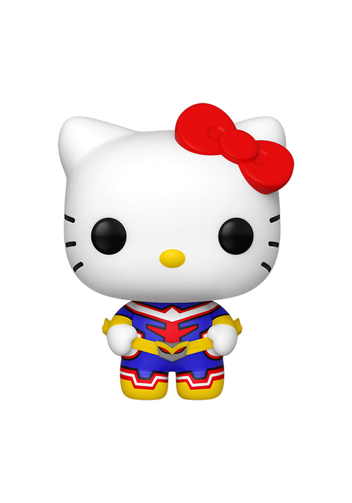 MY HERO ACADEMIA X SANRIO Funko Pop! Anime: My Hero Academia X Hello Kitty - Hello Kitty All Might