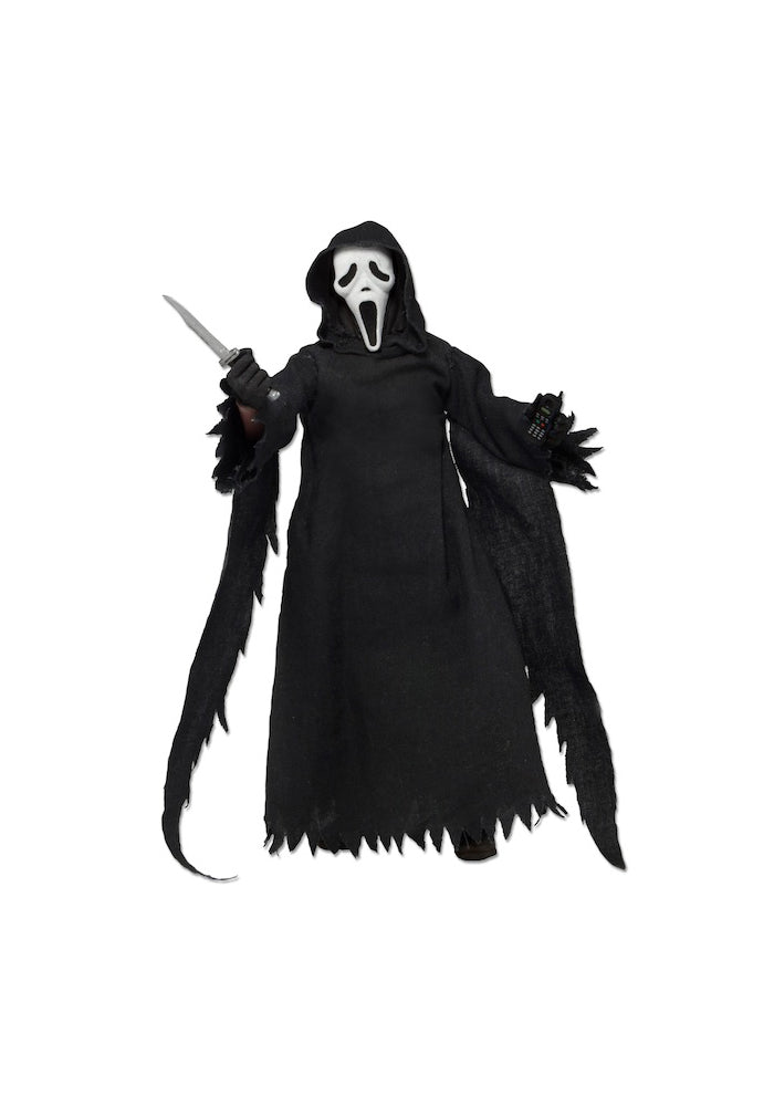 SCREAM Scream Ghost Face 8-Inch Clothed Action Figure