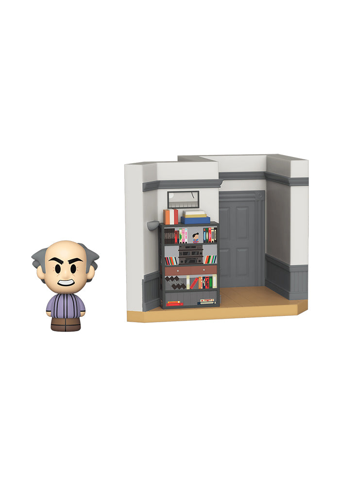 SEINFELD Funko Mini Moments: Seinfeld - Jerry's Apartment With Uncle Leo