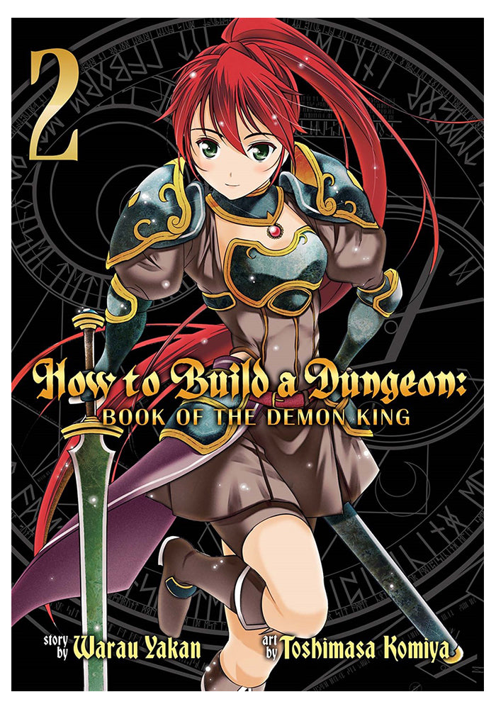 SEVEN SEAS How to Build a Dungeon: Book of the Demon King Vol. 2 Manga
