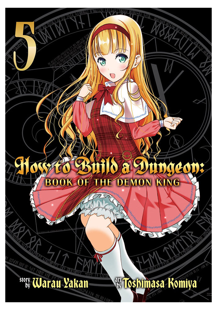 SEVEN SEAS How to Build a Dungeon: Book of the Demon King Vol. 5 Manga