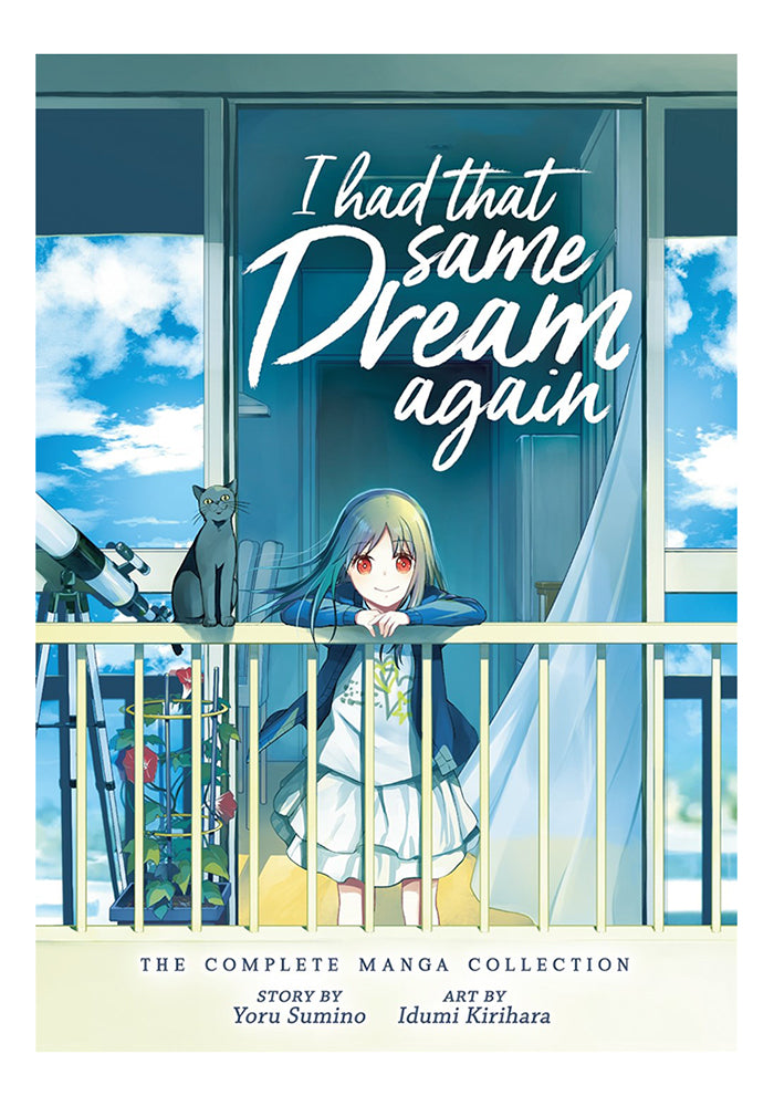 SEVEN SEAS I Had That Same Dream Again: The Complete Collection Manga