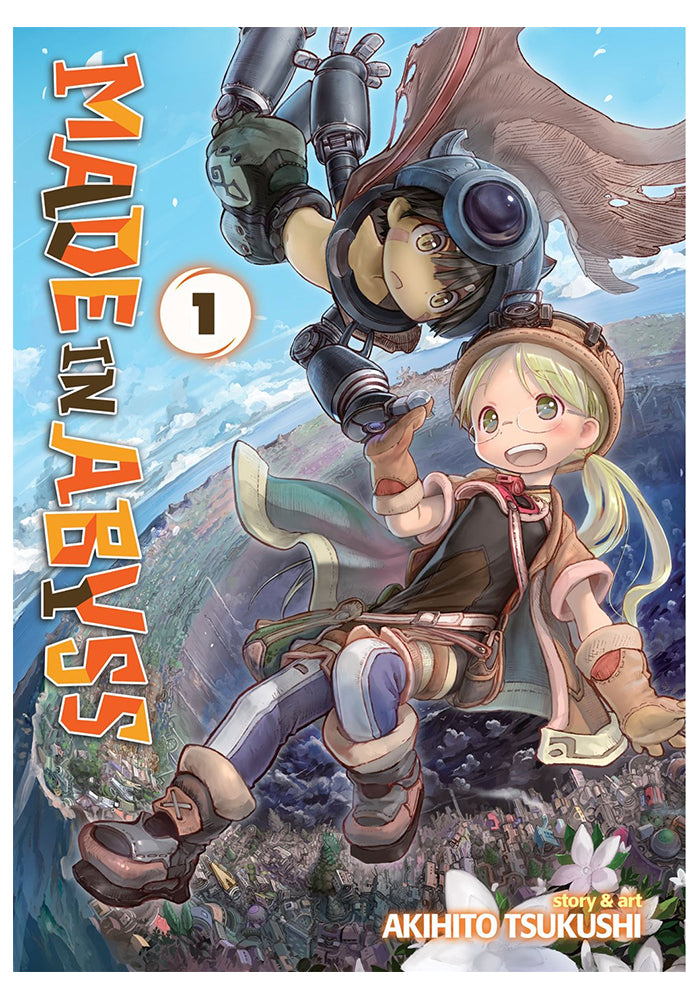 SEVEN SEAS Made in Abyss Vol. 1 Manga