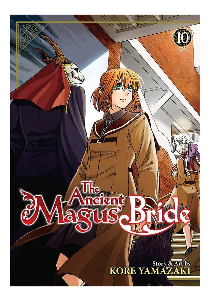 SEVEN SEAS The Ancient Magus' Bride Vol. 10 Manga