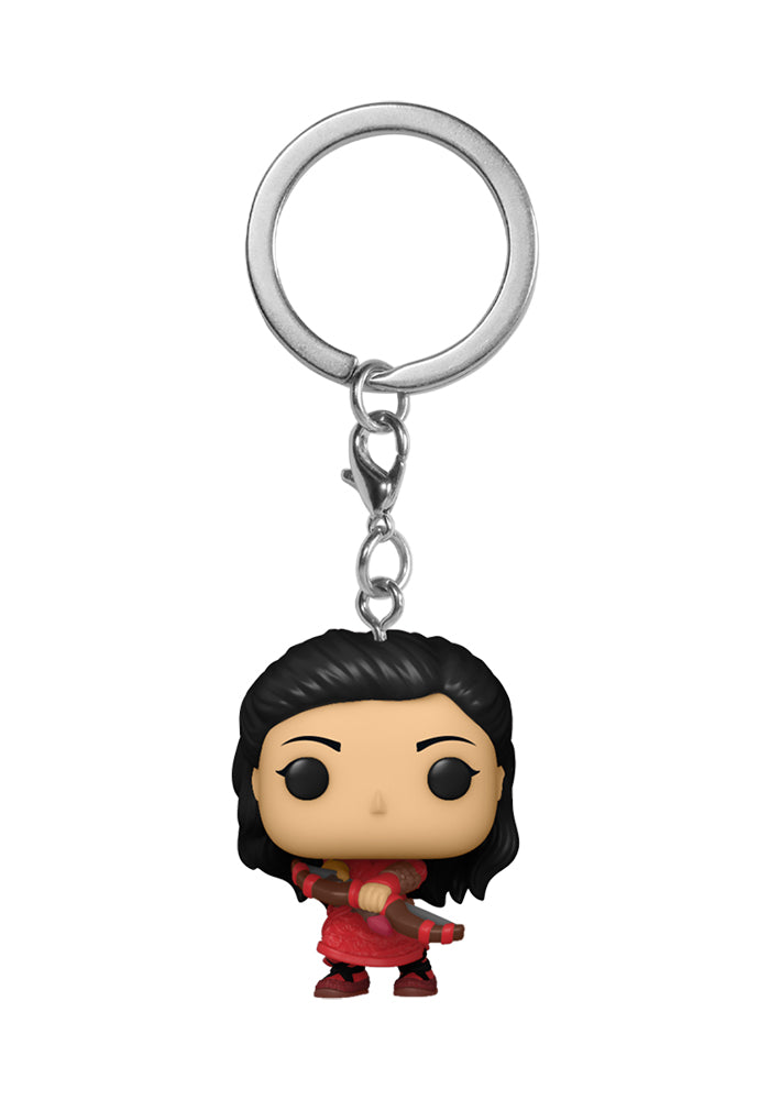 SHANG-CHI AND THE LEGEND OF THE TEN RINGS Funko Pocket Pop! Keychain: Marvel Shang-Chi and the Legend of the Ten Rings - Katy