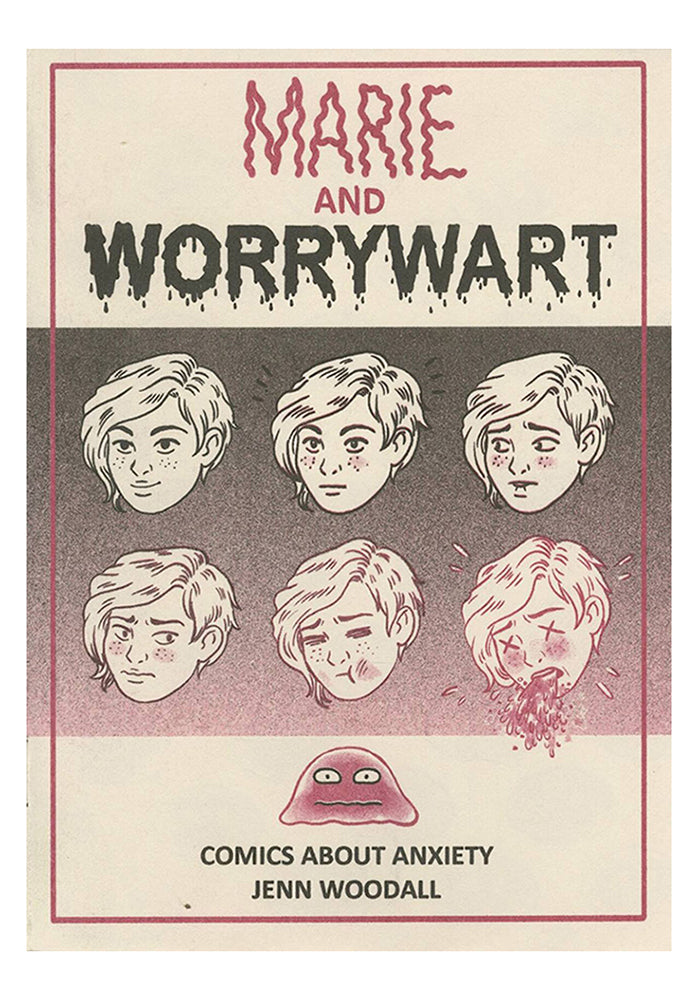 SILVER SPROCKET Marie & Worrywart Graphic Novel