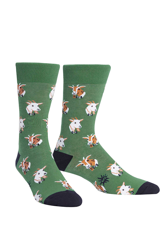 SOCK IT TO ME Dapper Goats Socks