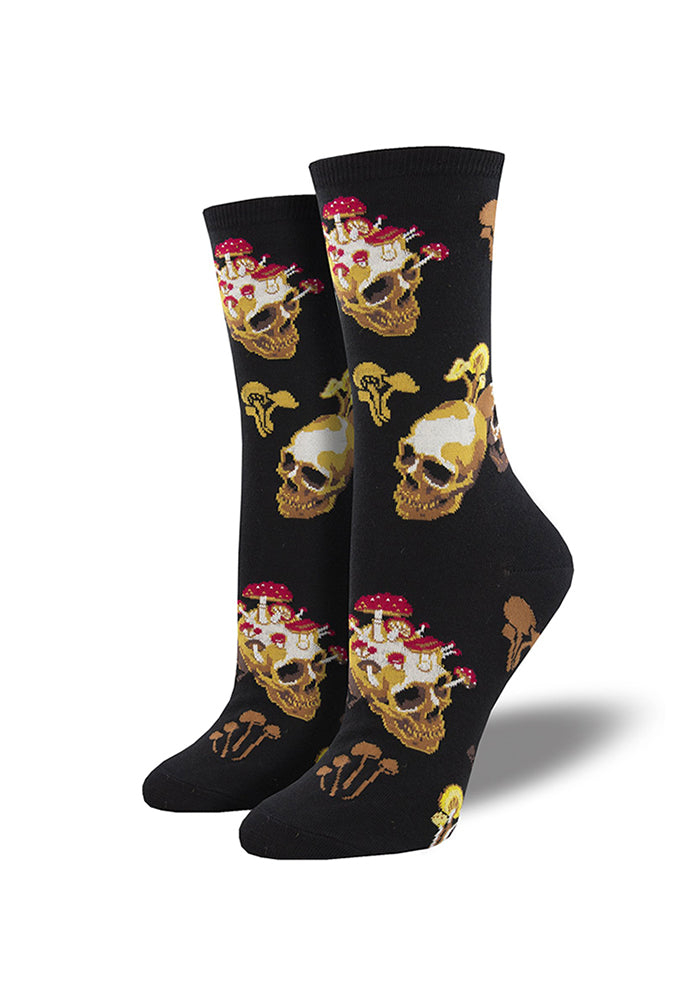SOCKSMITH Bone Heads Women's Socks