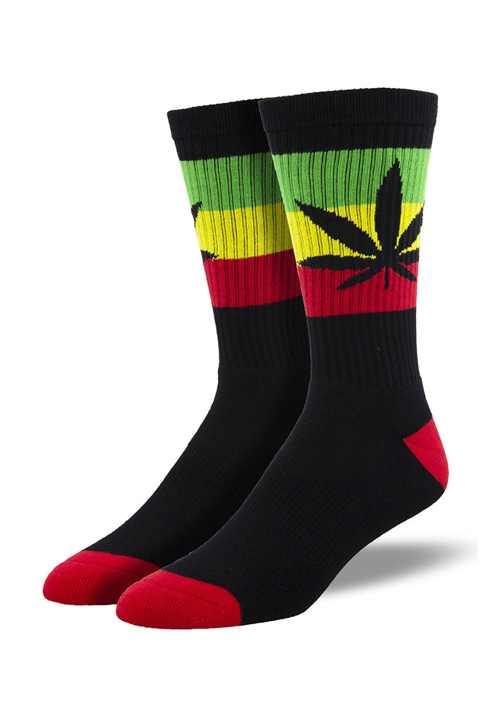 SOCKSMITH Herbalist Socks - Black