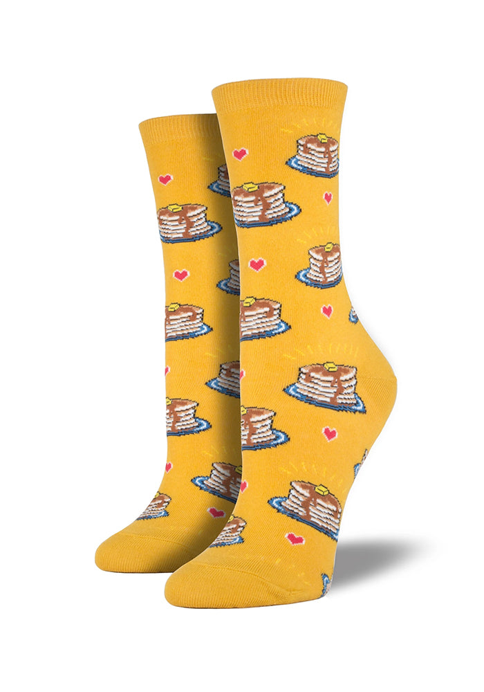 SOCKSMITH Pancakes Women's Socks
