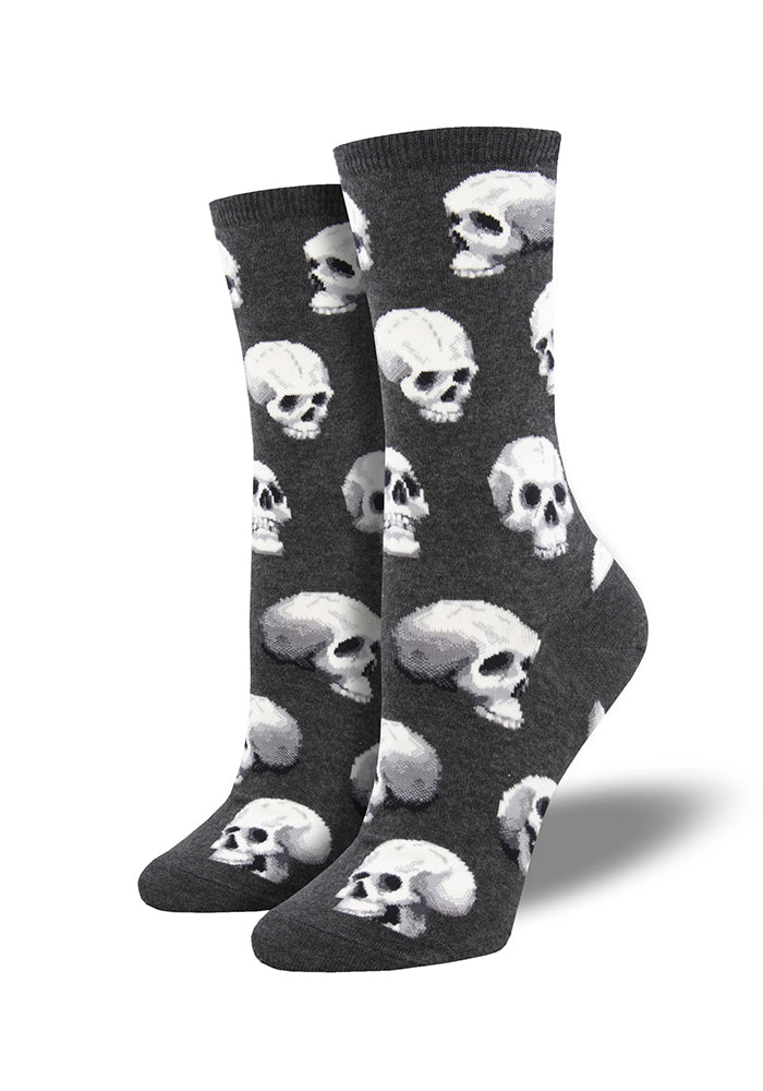 SOCKSMITH Sacred Skulls Women's Socks