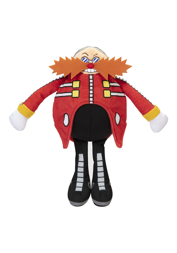 "SONIC THE HEDGEHOG Sonic The Hedgehog 7"" Plush - Dr. Eggman"