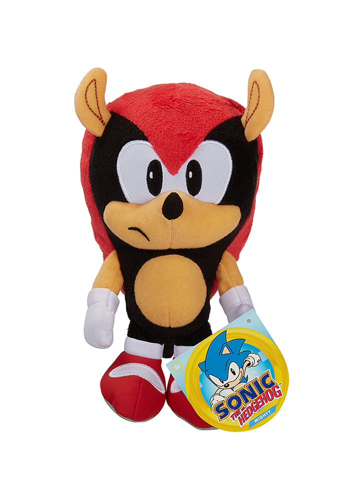 "SONIC THE HEDGEHOG Sonic The Hedgehog 7"" Plush - Mighty"