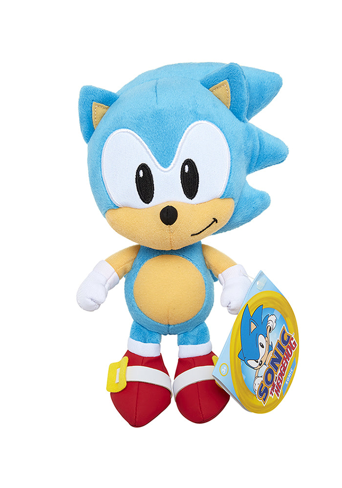"SONIC THE HEDGEHOG Sonic The Hedgehog 7"" Plush - Sonic"
