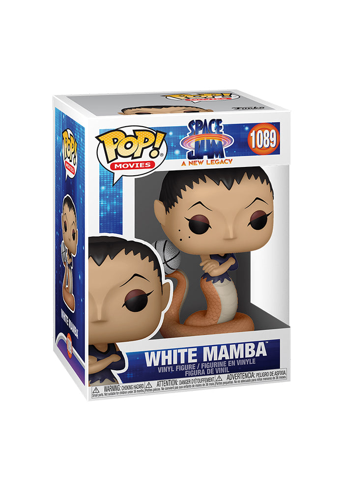 SPACE JAM: A NEW LEGACY Funko Pop! Movies: Space Jam: A New Legacy - White Mamba