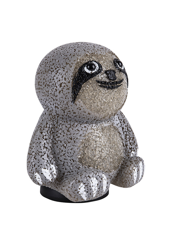 "SPARKLE LAMP Sloth 7.5"" Sparkle Lamp"