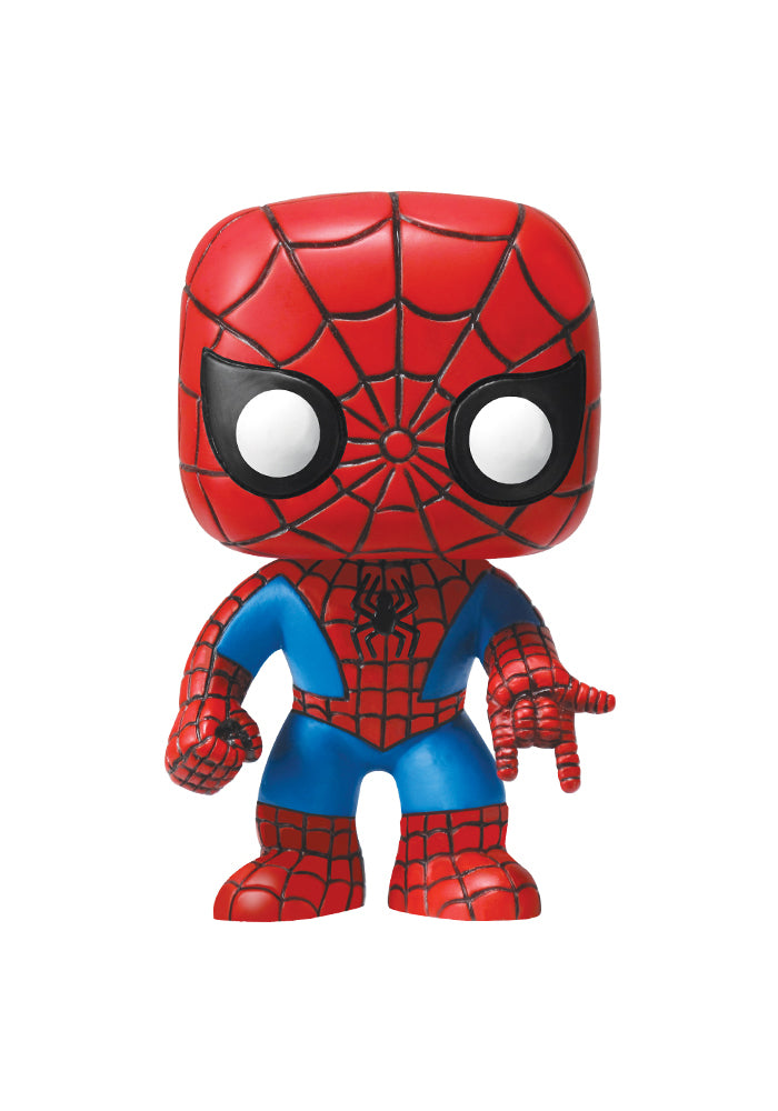 SPIDER-MAN Funko Pop! Marvel: Spider-Man - Spider-Man