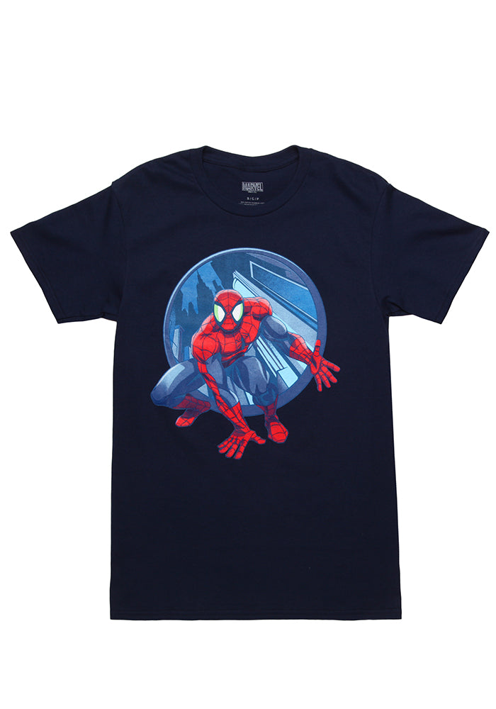 SPIDER-MAN Spider-Man Circle City T-Shirt