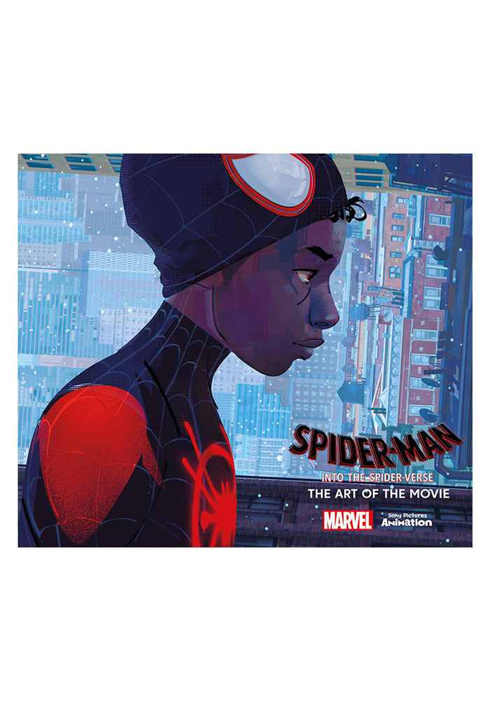 SPIDER-MAN Spider-Man: Into the Spider-Verse - The Art of the Movie