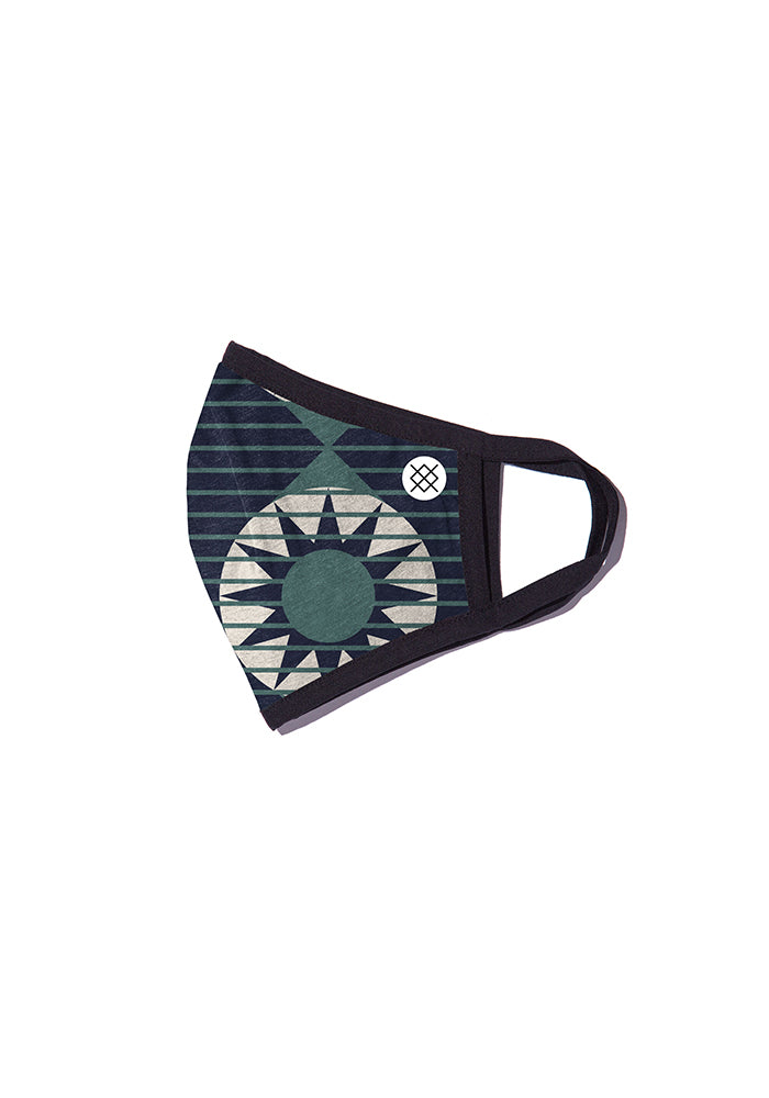 STANCE Astronomer Face Mask - Navy