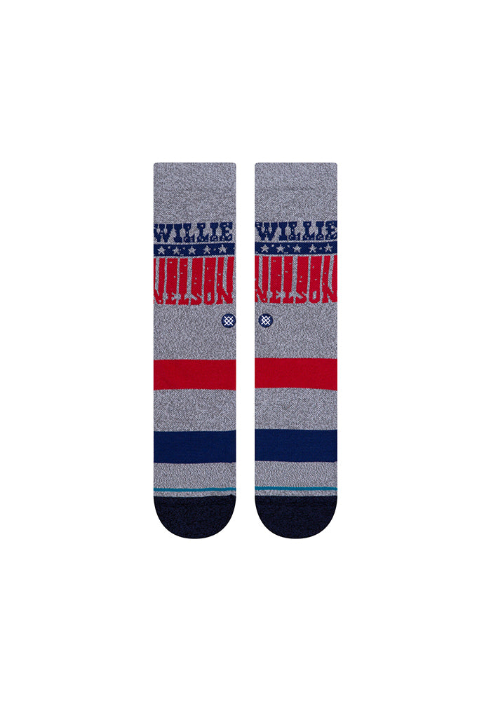 STANCE Willie Nelson Star Socks