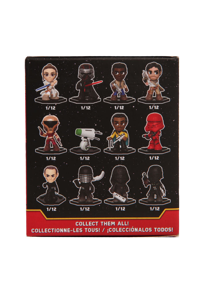 STAR WARS Funko Mystery Minis: Star Wars - Rise Of Skywalker Blind Box