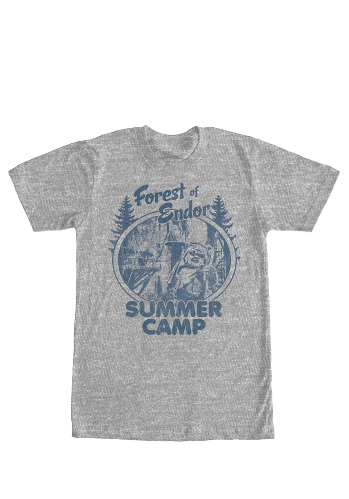 STAR WARS Forest Of Endor Summer Camp T-Shirt