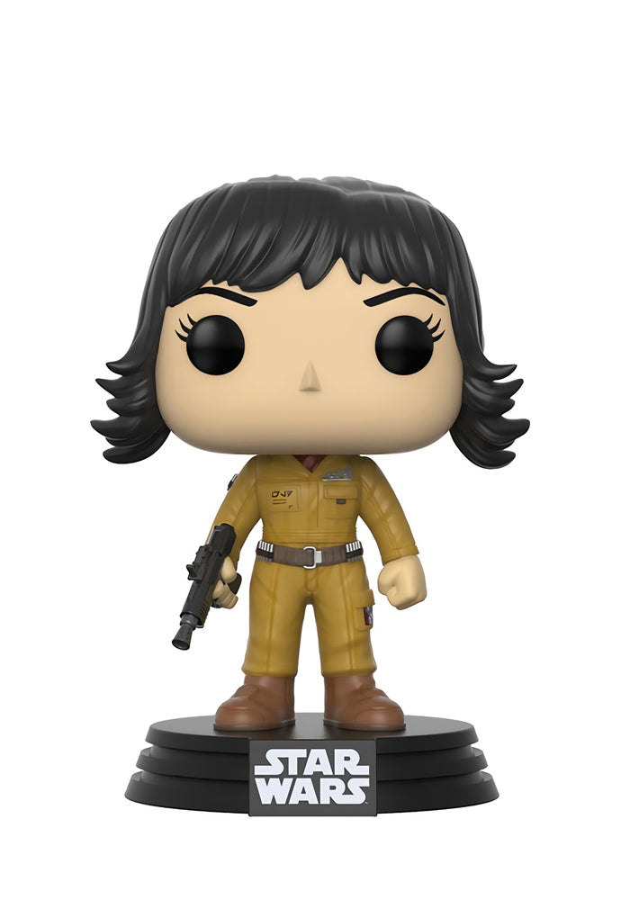 STAR WARS Funko Pop! Star Wars: The Last Jedi - Rose Bobblehead