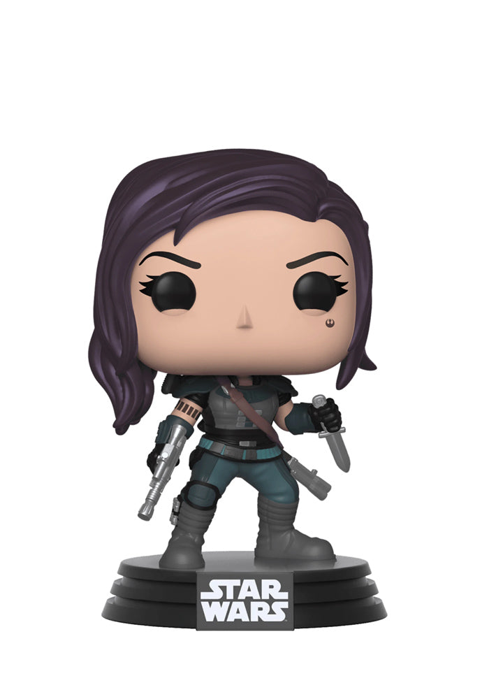 STAR WARS Funko Pop! Star Wars: The Mandalorian - Cara Dune Bobblehead