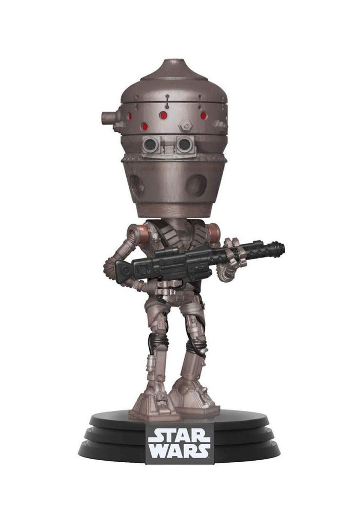 STAR WARS Funko Pop! Star Wars: The Mandalorian - IG-11 Bobblehead