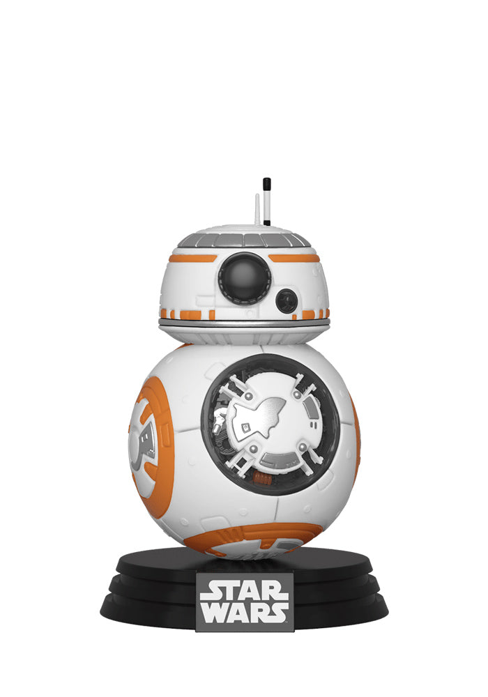 STAR WARS Funko Pop! Star Wars: The Rise Of Skywalker - BB-8 Bobblehead