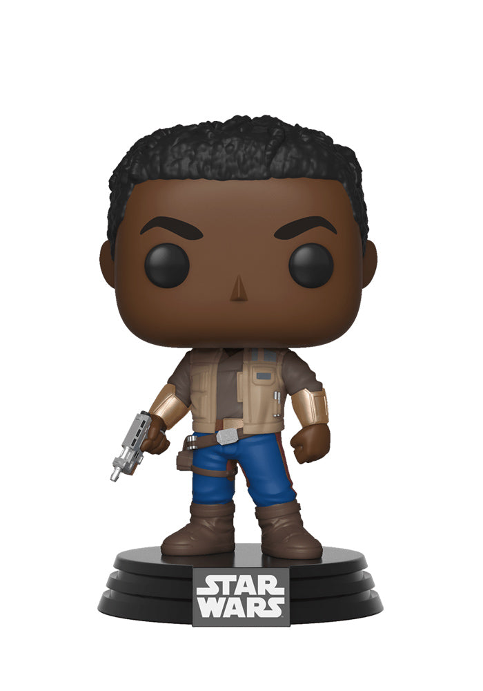 STAR WARS Funko Pop! Star Wars: The Rise Of Skywalker - Finn Bobblehead
