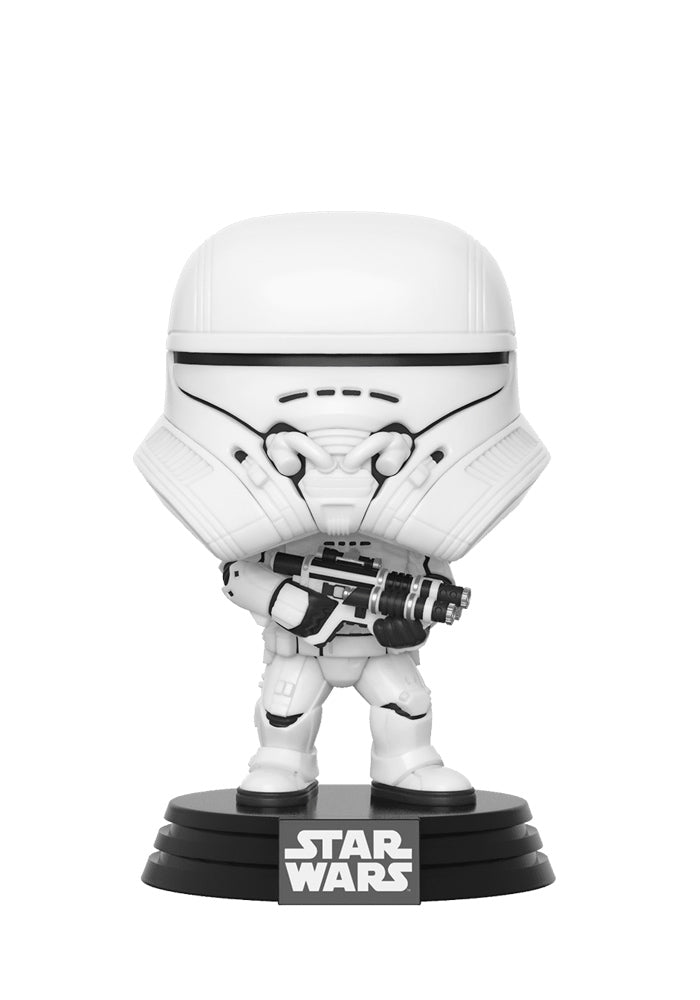 STAR WARS Funko Pop! Star Wars: The Rise Of Skywalker - First Order Jet Trooper Bobblehead