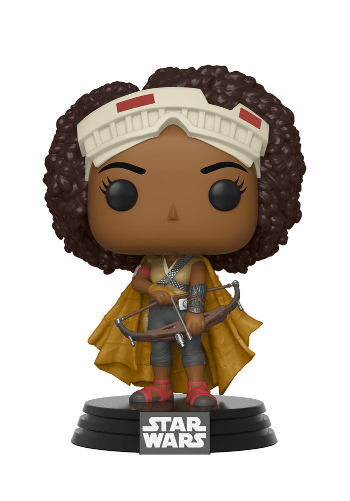 STAR WARS Funko Pop! Star Wars: The Rise Of Skywalker - Jannah Bobblehead
