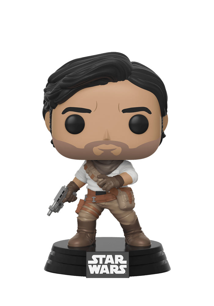 STAR WARS Funko Pop! Star Wars: The Rise Of Skywalker - Poe Bobblehead