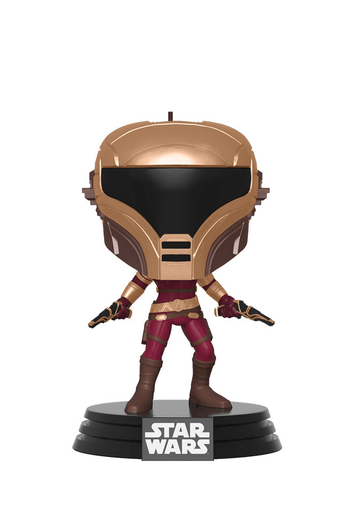 STAR WARS Funko Pop! Star Wars: The Rise Of Skywalker - Zorii Bliss Bobblehead