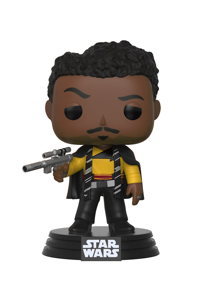 STAR WARS Funko Pop! Star Wars: Solo - Lando Bobblehead