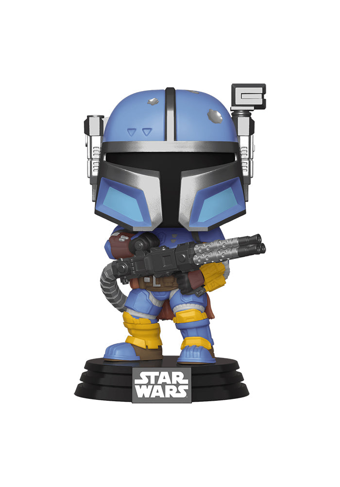 STAR WARS Funko Pop! Star Wars: The Mandalorian - Heavy Infantry Mandalorian