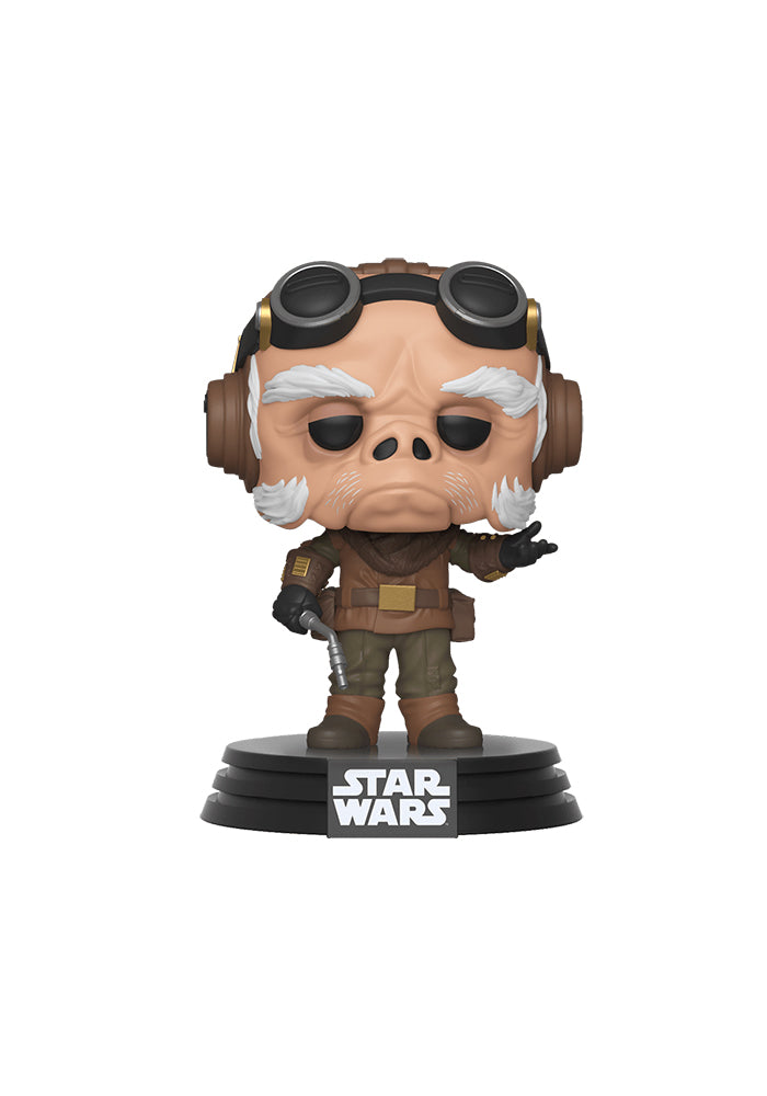 STAR WARS Funko Pop! Star Wars: The Mandalorian - Kuiil