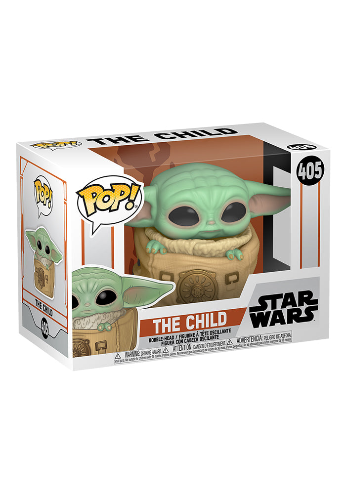 STAR WARS Funko Pop! Star Wars: The Mandalorian - The Child In Bag