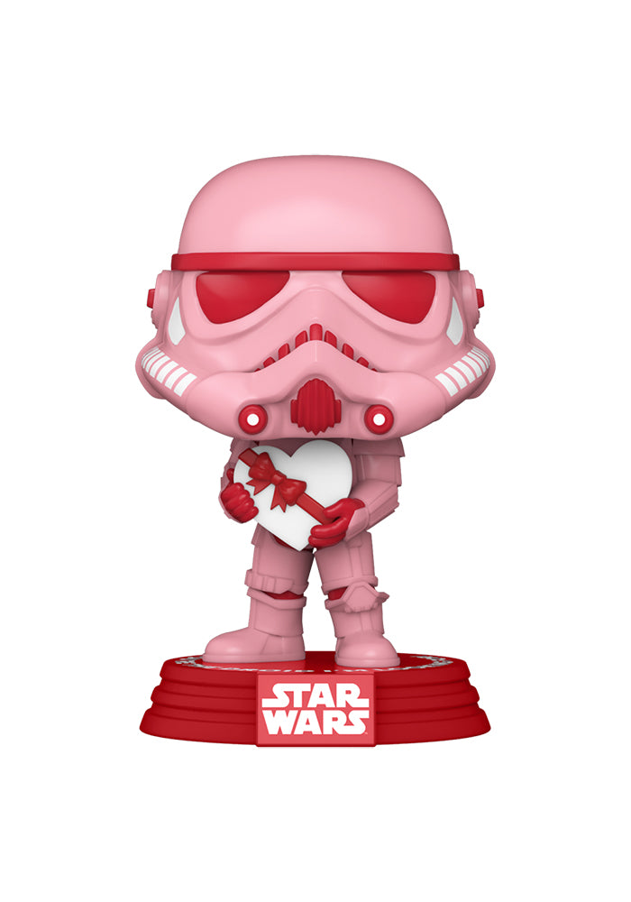 STAR WARS Funko Pop! Star Wars - Valentine's Day Stormtrooper