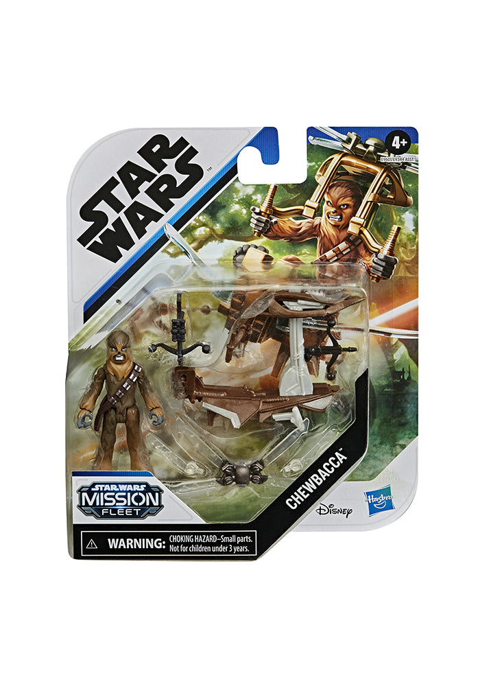 STAR WARS Star Wars: Mission Fleet Action Figure - Chewbacca