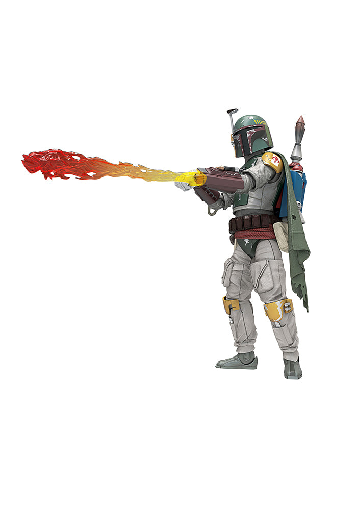STAR WARS Star Wars: The Black Series 6-Inch Deluxe Action Figure - Boba Fett (Return of the Jedi)